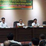 Jamin Ketersediaan Lahan Pertanian, Pemkab Lampung Selatan Komitmen Dukung PLP2B