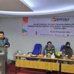 Bawaslu Bandar Lampung Gelar Rakernis Penanganan Pelangaran Pilwakot