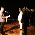 Sekdaprov Lantik Kepengurusan DKL 2020-2024, Duet Anshori Djausal -Iwan Nurdaya Diharapkan Tingkatkan Potensi Budaya dan Seni Daerah Lampung