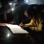 Kader Golkar Pringsewu Layangkan Surat Ke Ketua DPD Partai Golkar Lampung, Kritik Kinerja Suherman