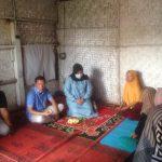 Hipni Bantu Bangun Rumah Ibu Supangatun Warga Sidorejo Lamsel
