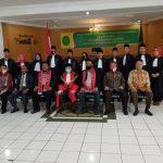 Pengadilan Tinggi Tanjung Karang Ambil Sumpah Advokat Dari Organisasi PAI