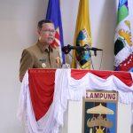 Gubernur Sampaikan Jawaban atas Pemandangan Umum Fraksi DPRD terhadap 7 Raperda Prakarsa Pemerintah Provinsi Lampung