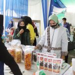 Pacu Kreativitas Perajin, Ketua Dekranasda Ibu Riana Arinal Sampaikan Kunci Sukses UMKM dalam Talk Show Spesial HUT Lampung Post ke- 46