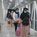 HUT RI ke-75  Sebanyak 35.454 orang Telah Menyeberang Dari Jawa ke Sumatera