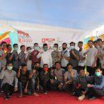Momentum Kemerdekaan, Pemuda Inisiatif Membentuk Relawan