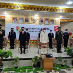 KapolresLampura, AKBP Bambang Yudho Martono : Ditengah Pandemi Covid-19, Peringati HUT Kemerdekaan RI ke-75 Tetap Semangat