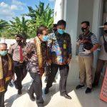Menteri ATR/BPN Kunjungi BPN pesawaran