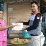Borong Berbagi Rumah Zakat Action dalam peringati HUT RI 75