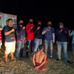 Polsek Sungkai Selatan Tangkap Pelaku Diduga pencuri sepeda motor