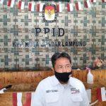 Ketua KPU Dedy Triadi : Ike - Zam Masih Ada Peluang Mengikuti Kompetisi Pilkada Kota Bandar lampung