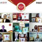 Merek-merek Jawara Indonesia Digital Popular Brand Award 2020 di Era New Normal