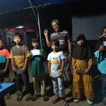 Karang Taruna AL-Hikmah merayakan HUT RI yang ke 75 bersama warga