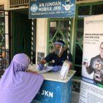 BPJS Kesehatan Kembali Hadirkan Layanan MCS di Desa Papan Sari