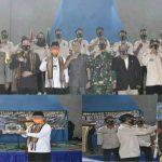 Ketua DPC-PJI, Apala Beserta Pengurus Kab. Lampura Resmi Dilantik Ketum PJI Hartanto Boechori