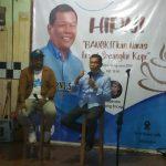 Bertahun-tahun Rusak, Hipni Gagas Perbaikan Jalan Raya Sidomulyo Diambil Alih Pemkab