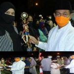 Pemkab Lampura Sambut Tahun Baru Islam Adakan Kegiatan Dzikir Do'a Dan Sholawat