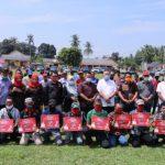 13 Kelompok Tani di Lamsel Dapat Bantuan Alsintan