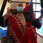 Galakkan Program Swasembada Gizi, Winarni Sambangi Kecamatan Penengahan Untuk Berantas Stunting