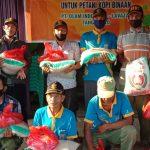 Perpaduan Usaha Baik: Perusahaan kopi bahu-membahu berikan bantuan COVID-19 kepada petani di Indonesia