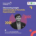 Discovering Insight FLC 2020, Guru Agung: Indonesia Butuh Pemuda Unggul, Adaptif, dan Strategis!