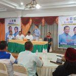 Gelar Rapat Perdana, Koalisi Lamsel Bangkit Solid Menangkan Himel