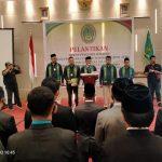 DPW APSI Sumsel, Amrulloh,S.HI.,MHI Resmi Dikukuhkan OlehKetum DPP APSI Dr.Sutrisno, S.Ag, S.H, M.H