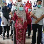 Himpaudi Lampung Selatan Gelar Perayaan HUT ke-15, Winarni Launching Facebook Waroeng Paud