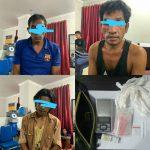 Main Sabu, Tiga Pemuda Di Tangkap Polisi