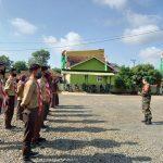 Koramil 421-10 KATIBUNG, Bina Pramuka Saka Wira Kartika, Guna Motivasi Penerus Bangsa.