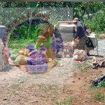 Di duga Rabat Beton Desa Sidomulyo, Kurangi Volume dan Terkesan Asal Jadi