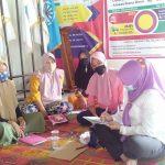Bidan Desa Sindang Sari Adakan Pelatihan Ke Pada Ibu Hamil.