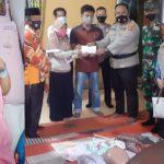 Aipda Husni Tamrin, Galang Dana Ringankan Biaya Pengobatan Radhitya Penderita penyakit Hidrosepalus