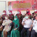 Penguatan Belajar Dari Rumah Bunda PAUD Lamsel Adakan Sosialisasi Di Kecamatan Merbau Mataram.