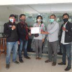 PD IWO Audensi ke Pabrik Semen PT SBI Tbk. Narogong Raya, Bogor