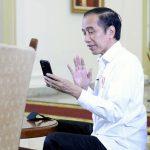 Saat Perawat Cerita ke Presiden Jokowi Pulang ke Rumah Sebulan Sekali