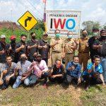 Pj Sekkab Tubaba, Kunjungi Kantor PD IWO Guna Mempererat dan Menjalin Silaturahmi