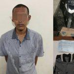 Usai Maling ATM Mini Di Sidomulyo, Warga Katibung Di Tangkap Polisi