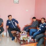 Pererat Silaturahmi, Plt Kabag Hukum kunjungi Kantor PLBH-PKMS Lampura