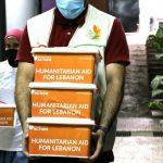 Bantu Lebanon Bangkit, Rumah Zakat Salurkan Kembali Paket Bantuan