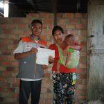 Ringankan Beban Keluarga, Rumah Zakat Bantu Biaya Operasional Pengobatan Aldo