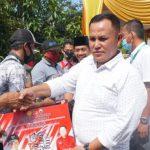 Bupati Nanang Salurkan Bantuan Alsintan Untuk KTNA Kecamatan Natar