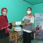 Rumah Zakat Salurkan Bantuan Modal Usaha, Tingkatkan Ekonomi UMKM