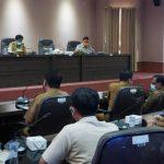 Kumpulkan Sekretaris OPD dan Kecamatan, Sulpakar Tekankan Tiga Hal