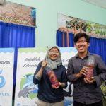 Workshop Lampung Youth Marine Debris Summit2.0, Gerakan Perubahan Lingkungan Memberikan Solusi Akan Permasalahan Lingkungan