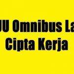 Omnibus Law Cipta Kerja, Solusi Hadapi Resesi