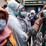 Masyarakat Displin Gunakan Masker Sesuai Protokol Kesehatan