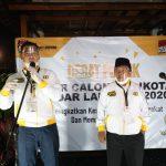 Hingga Sore, Rycko-Jos Kampanye di Tiga Kecamatan