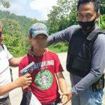Pelaku Pungli di Tanjakan Gayau Dibekuk Polisi