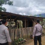 Mayat Laki-Laki Ditemukan Di Warung, Diduga Korban Bunuh Diri